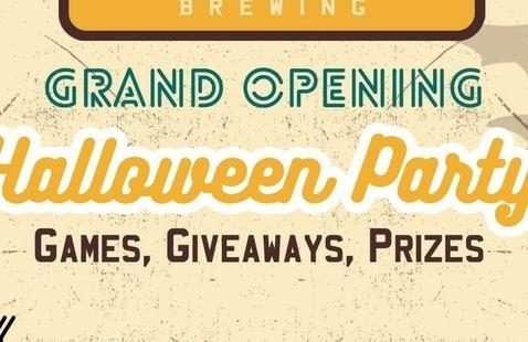 Anderby Brewing's Spooktacular Party