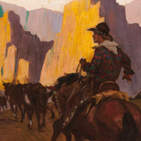 John Steuart Curry: The Cowboy Within