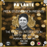 The Golden Intersection Latinx & LGBTQ+