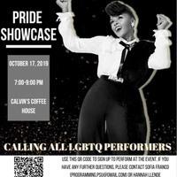 Pride Open Mic Night