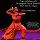 Nrityagram Dance Ensemble Free Workshop