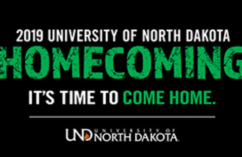 UND School of Law Homecoming Parade Watch Party