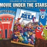 COC - Movie Under the Stars - Canyon Country Campus