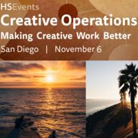 Creative Operations San Diego 2019