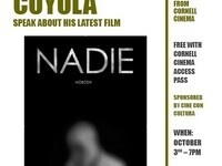 "Miguel Coyula speaks about his film ""Nadie"""