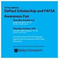 DePaul Scholarship & FAFSA Awareness Fair
