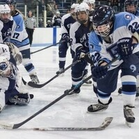 Women's Hockey vs. Liberty