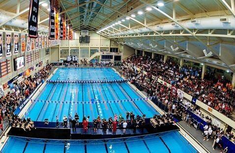 Auburn Swimming & Diving vs Georgia