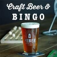 Craft Beer & Bingo at Miner Brewing Co.