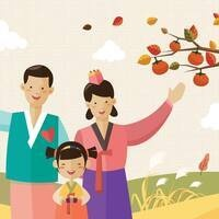 Celebrating Korean Thanksgiving