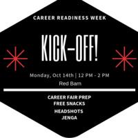 Career Readiness Week Kick Off