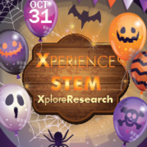 XprerienceSTEM Event - XploreResearch