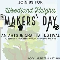 Woodland Heights Makers Day