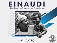 Einaudi Center SSRC Dissertation Proposal Development Program
