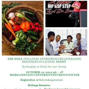The Well (Wellness Entrepreneurs Leveraging Resources to Launch) Event