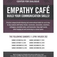 Empathy Café – Build Your Communication Skills