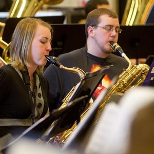 Student Recital: Drew Hosler & Tess Marjanovic, saxophone