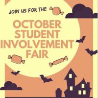 October Student Involvement Fair
