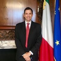 International Speaker Series: Consul General Pier Forlano