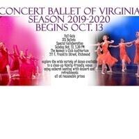 Concert Ballet of Virginia Fall Gala