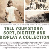 Tell Your Story: Sort, Digitize, and Display a Collection