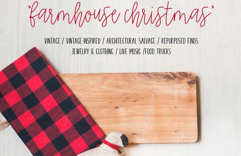 Vintage Market Days of Greater Atlanta Farmhouse Christmas Shopping Event