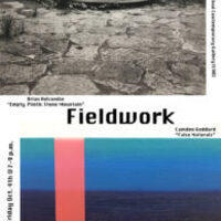 "Working Method Contemporary Gallery Opening: ""Fieldwork"""