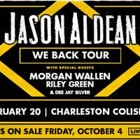JASON ALDEAN: WE BACK TOUR 2020