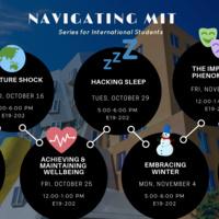 Embracing Winter, Navigating MIT