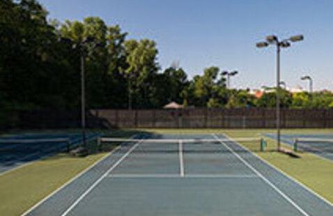 Club Tennis vs. Ithaca