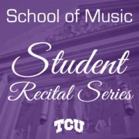 Student Recital Series: Anthony Paradiso, piano.