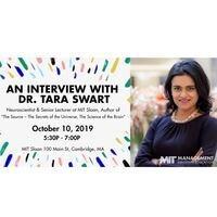 An Interview with Dr. Tara Swart