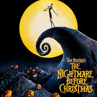 Movie Time!  The Nightmare Before Christmas