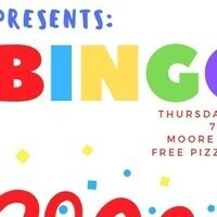 CDU Presents: Bingo Night
