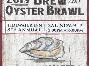 8th Annual Brew & Oyster Brawl