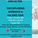 Majors & Interests Fair