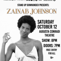 Stand Up Downunder Presents: Zainab Johnson