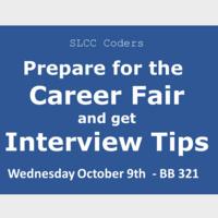 SLCC Coders Career Fair Prep