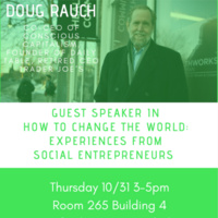 How to Change the World with Doug Rauch Founder of Daily Table + Former President of Trader Joe's