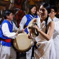 "UCR Music Wednesday@Noon Series: ""MU/巫: Shamanic Ritual"" A presentation by Dohee Lee"