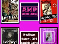 "AMP Presents, ""Sunday Brunch Singer Series"""