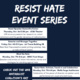 Resist Hate Event Series: Genocide and Forced Migration in the Byzantine Empire