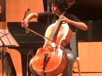 Alvaro Miranda - Junior Cello Recital