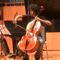 Alvaro Miranda - Junior Cello Recital
