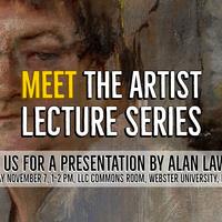 Meet the Artist - Alan Lawson