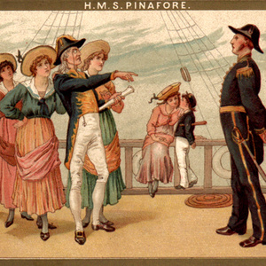 BG Opera Theater presents Gilbert and Sullivan's 'HMS Pinafore'