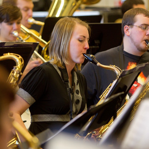 Student Recital: Tess Marjanovic, saxophone