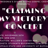 Divine Sound Gospel Choir Fall Concert