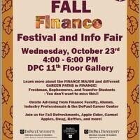 Fall Finance Festival & Info Fair