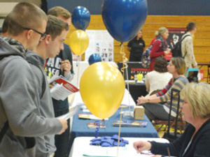 16th Annual Graduate & Professional School Fair